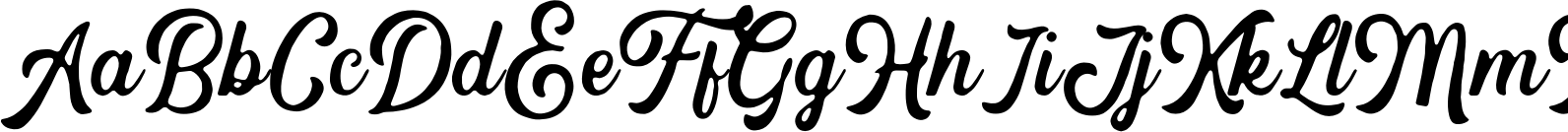Hipsterious Rough Font