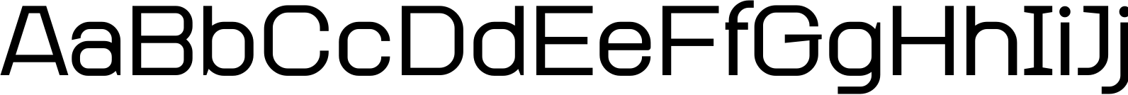 Augmento Extended Medium Font