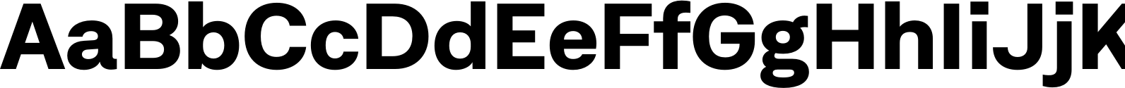 Neufile Grotesk ExtraBold Extended Font