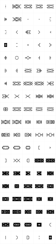 Strapwork Italic