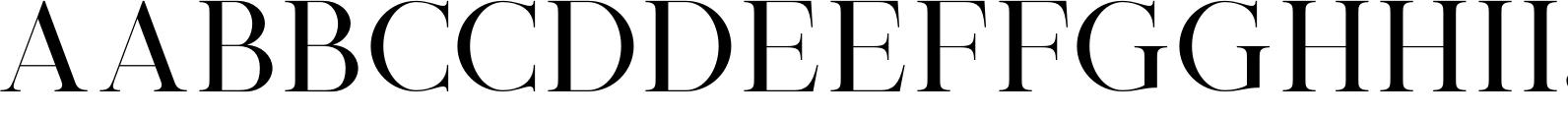South Korea - Font Duo