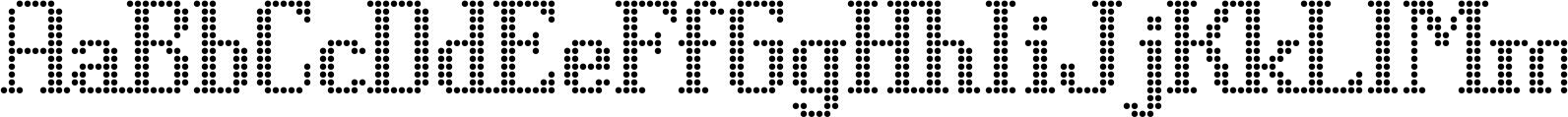 Display Dots