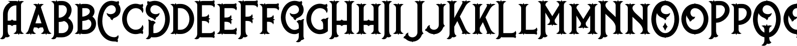 Nufced Typeface