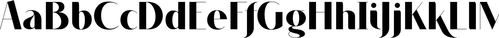 Voguer Sans