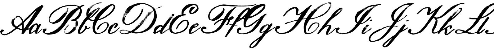 Hamilton SVG Font