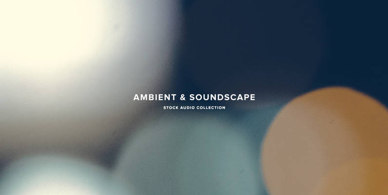 Ambient   Soundscape Kit 1