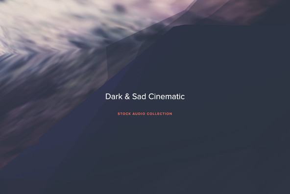 Dark   Sad Cinematic Audio
