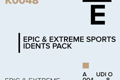 Epic   Extreme Sports Idents Pack