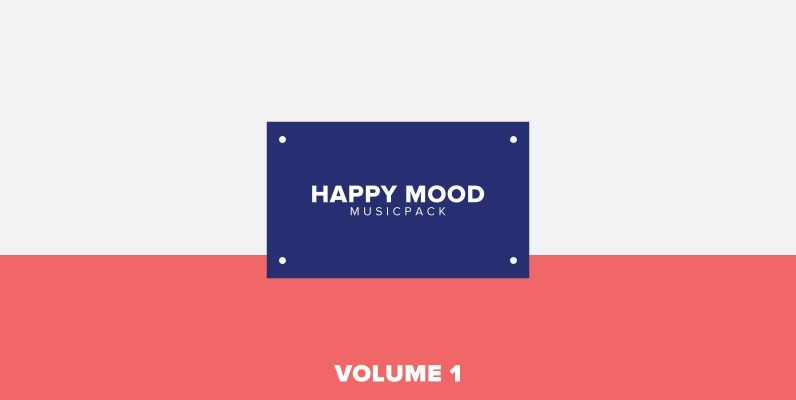 Happy Mood Music Pack Volume 1