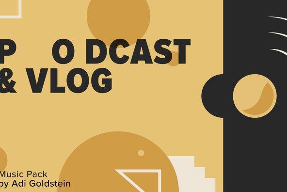 Podcast   Vlog Music Pack