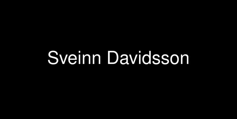 Sveinn Davidsson