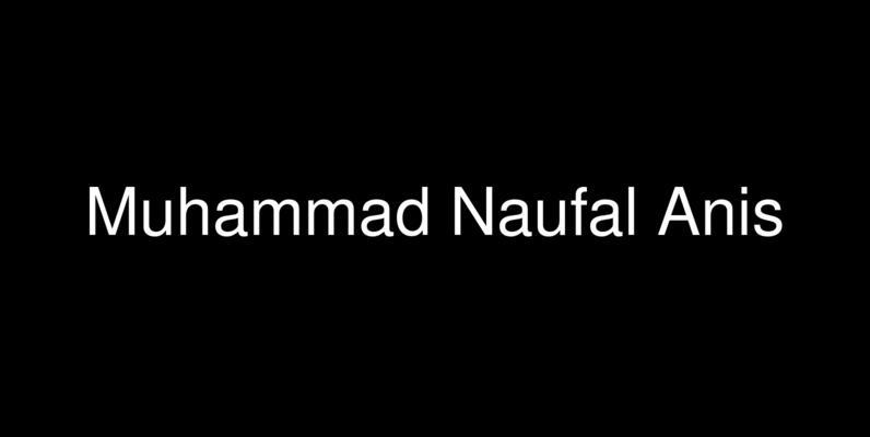 Muhammad Naufal Anis