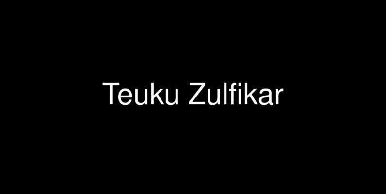 Teuku Zulfikar
