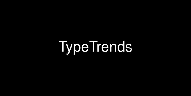 TypeTrends