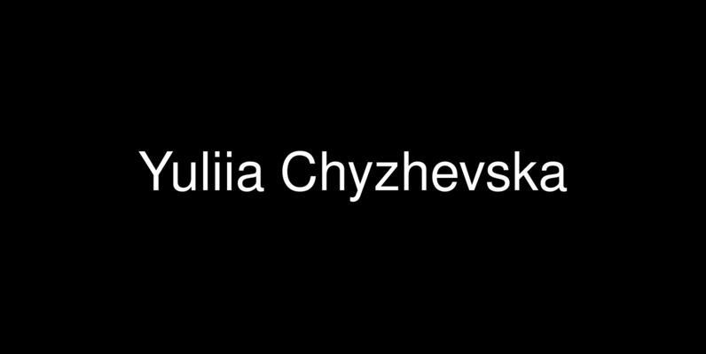 Yuliia Chyzhevska