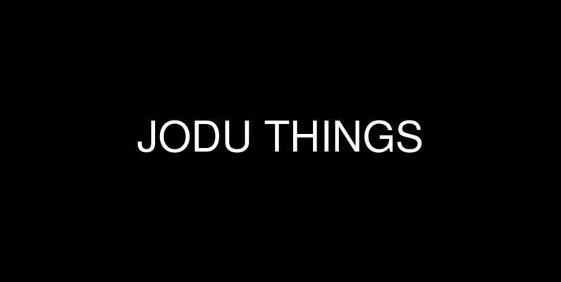 JODU THINGS