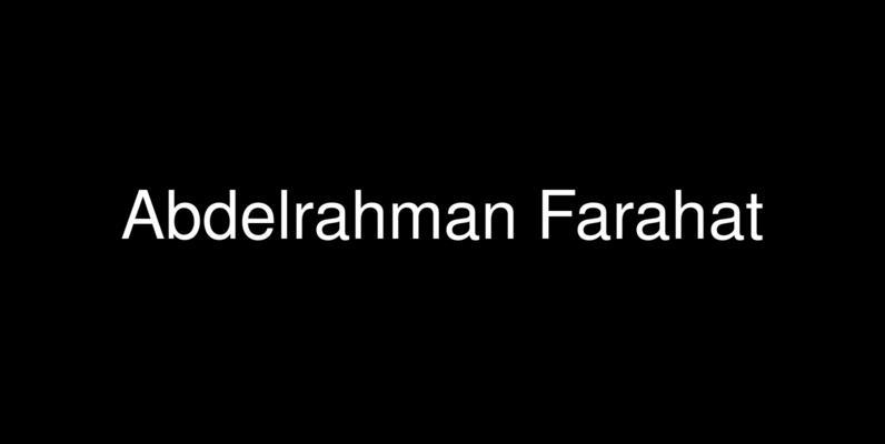 Abdelrahman Farahat