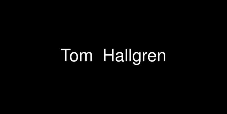 Tom  Hallgren