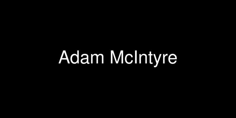 Adam McIntyre