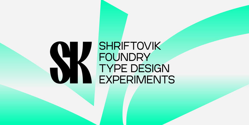 Shriftovik Type Foundry
