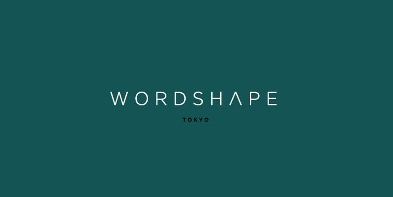 Wordshape