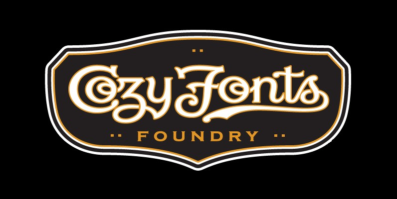 CozyFonts / Tom Nikosey