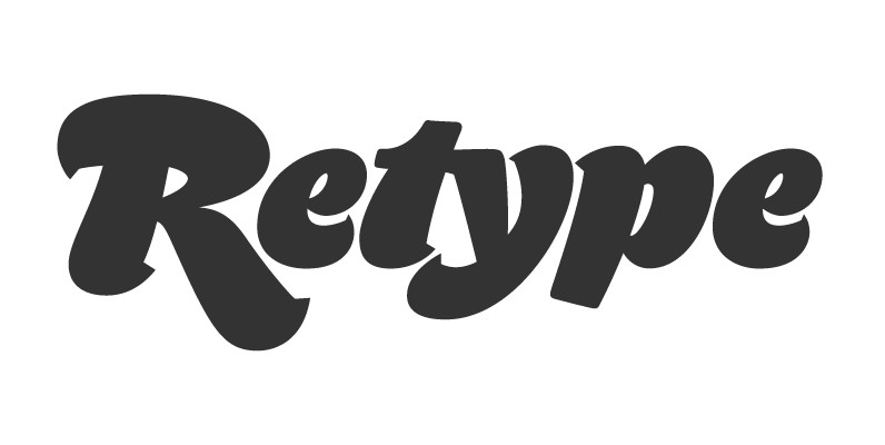 ReType Foundry