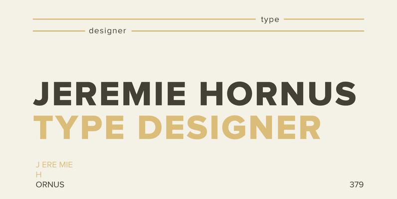 Jeremie Hornus