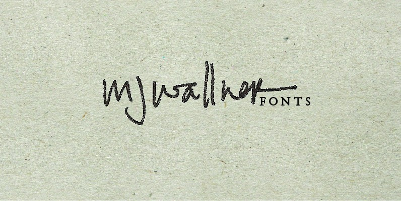 MJWallner Fonts