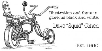 Dave Squid Cohen