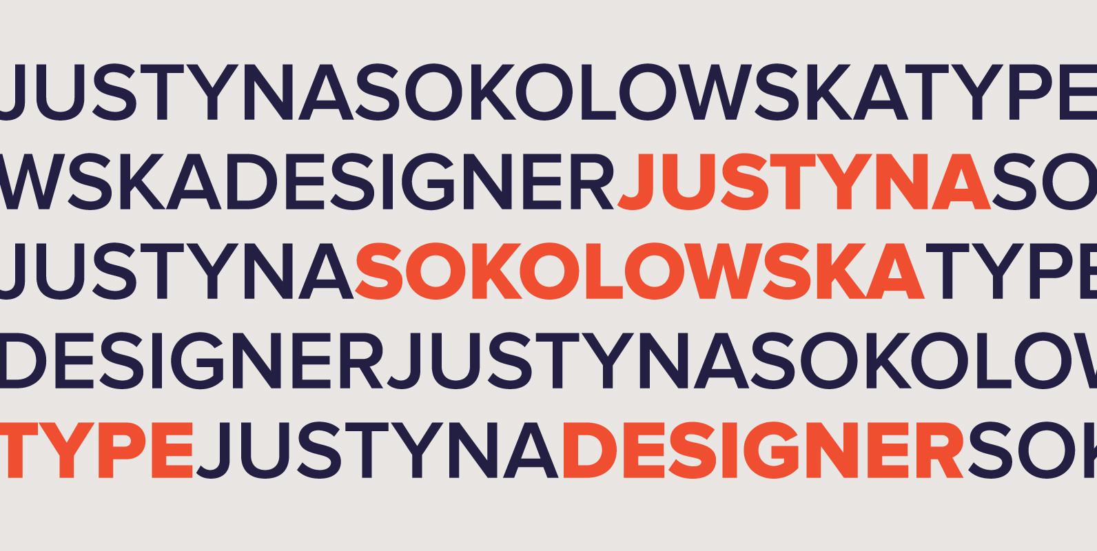Justyna Sokolowska