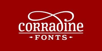 Corradine Fonts