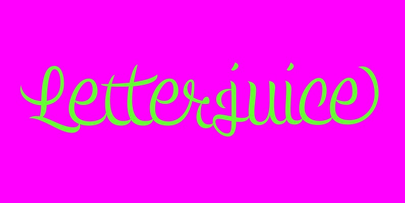 Letterjuice Ltd.