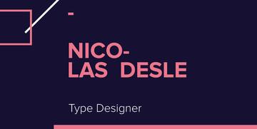 Nicolas Desle
