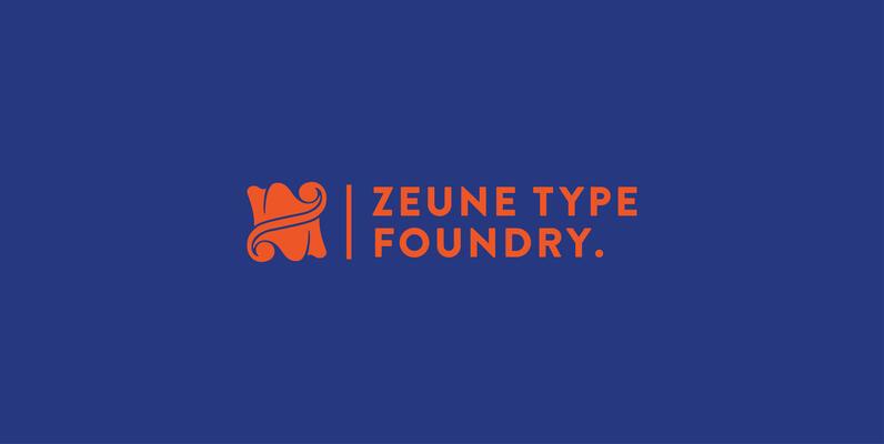 Zeune Type Foundry