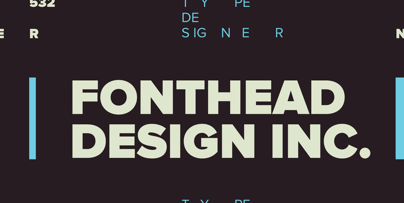 Fonthead Design Inc