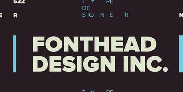 Fonthead Design Inc.