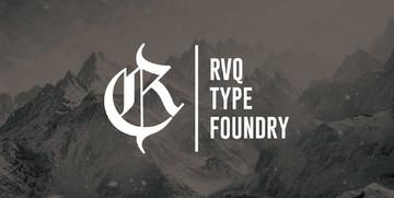 Rvq Type Foundry