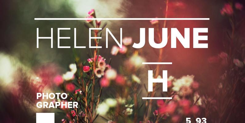 Helen June