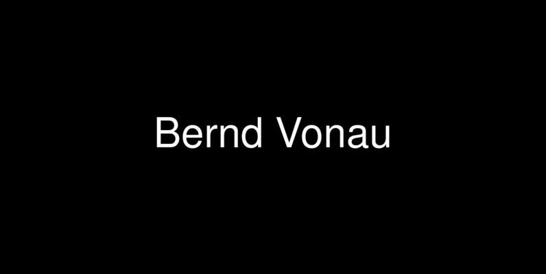 Bernd Vonau