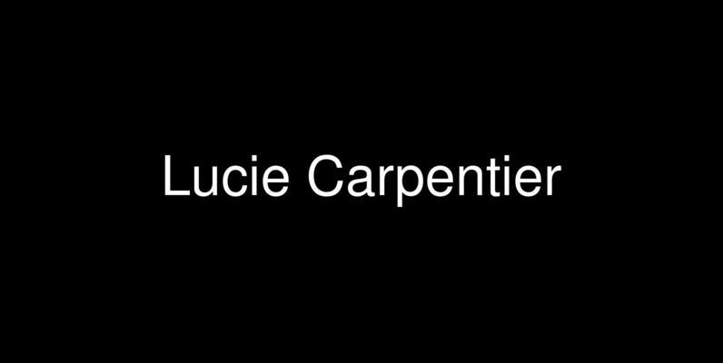 Lucie Carpentier
