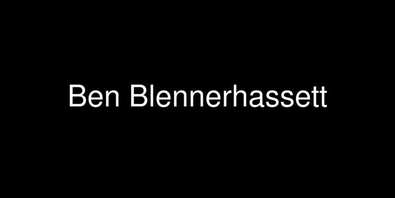 Ben Blennerhassett