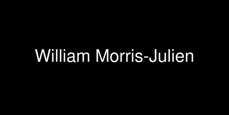 William Morris-Julien