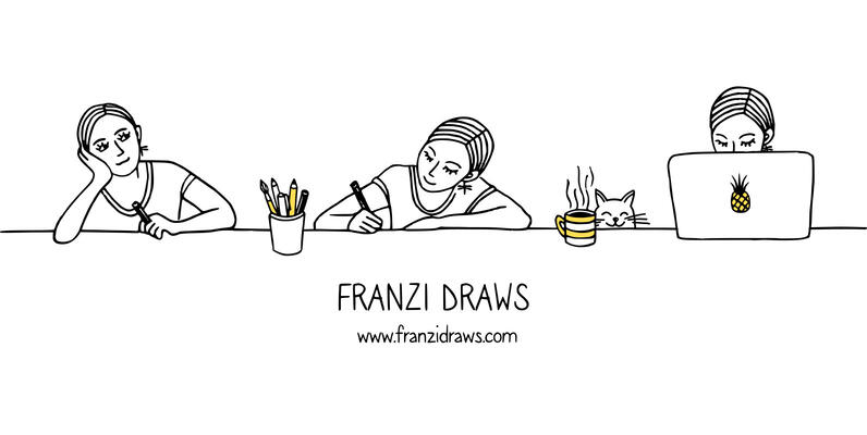 Franzi draws
