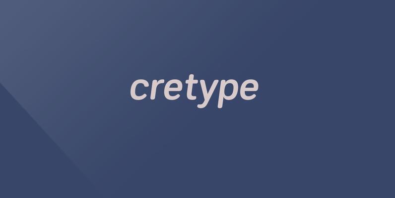 cretype