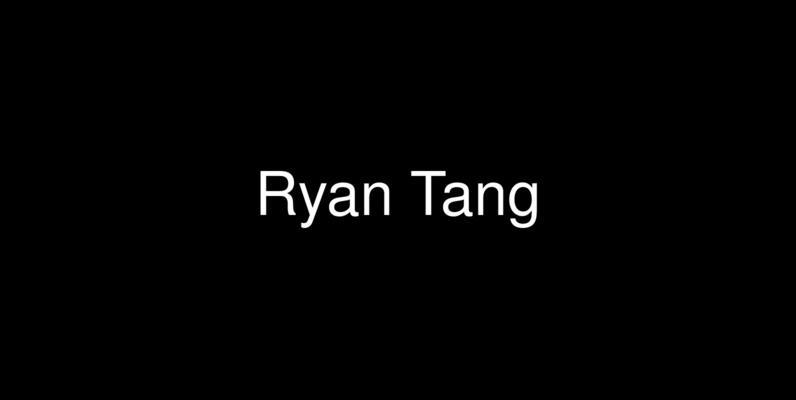 Ryan Tang
