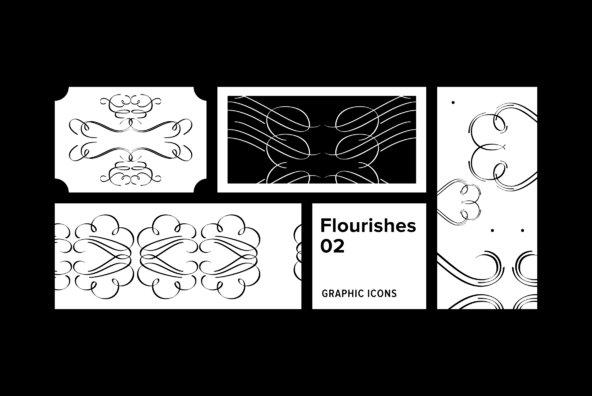 Flourishes 02