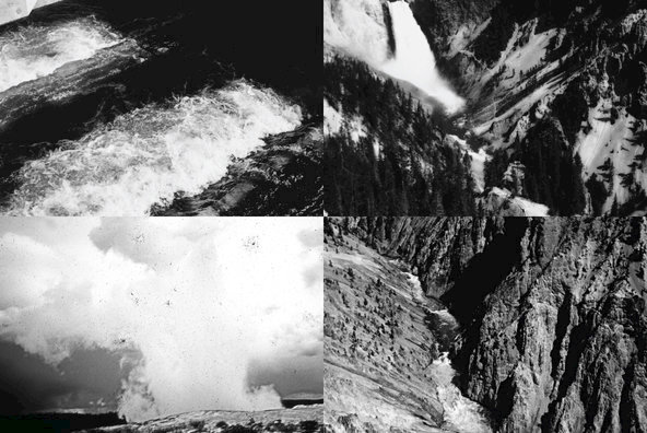 Zumwald in Black and White