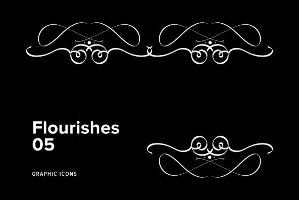 Flourishes 05