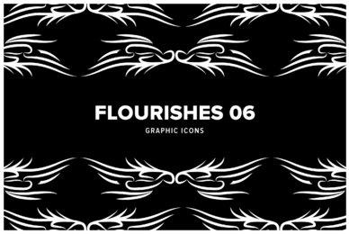 Flourishes 06
